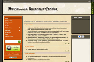 Prevention of Metabolic Disorders Research Center